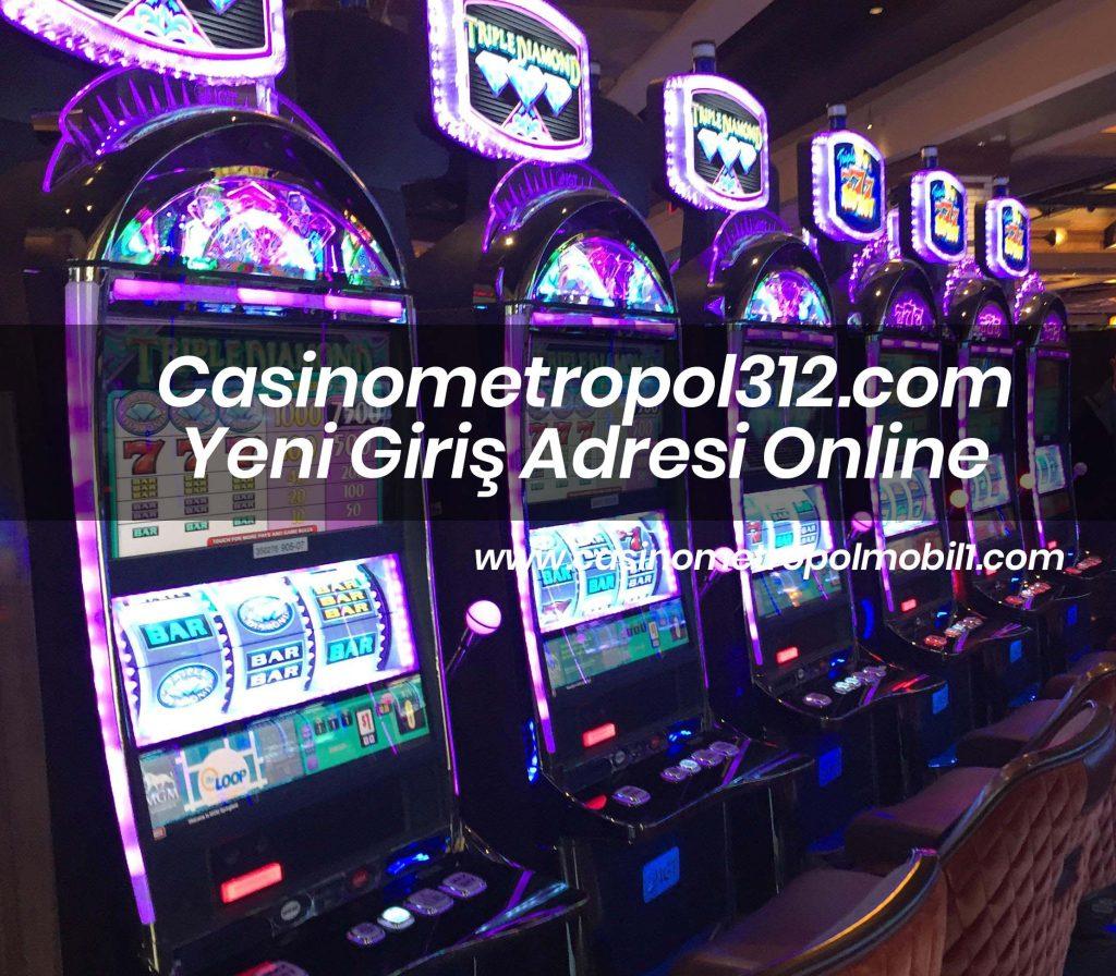 Casinometropol312.com